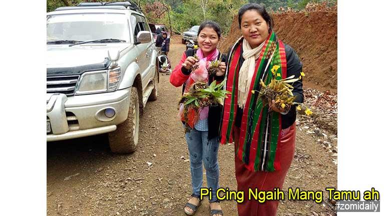 Hluttaw ah Pi Cing Ngaih Mang thusunna (May 28)