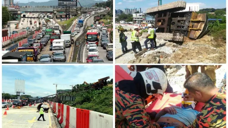 Malaysia, Ampang vengsung nasepna khatah Crane tuksuk in lamzikpi khakcip