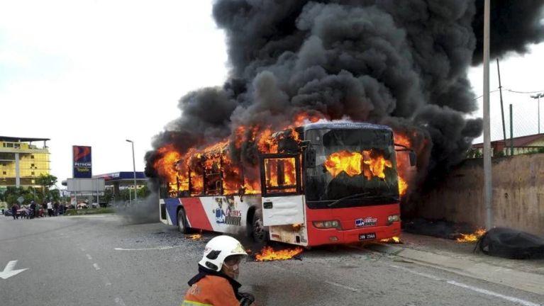 Malaysia, Johor ah Passenger 42 atuanna Bus khat mei kuanggawp, asi aliam omlo