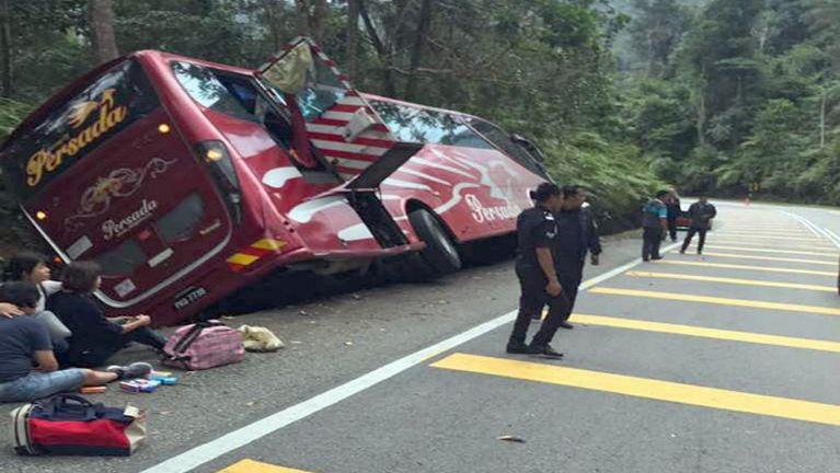 Malaysia, Genting Highland pan aciahsuk Bus 2 tuahsia, mi 1 si