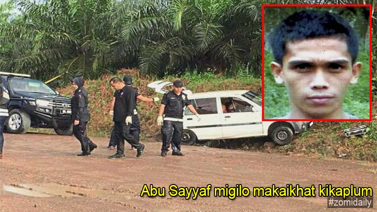 Abu Sayyaf migilo kipawlna te makaikhat Malaysia ah kikaplum