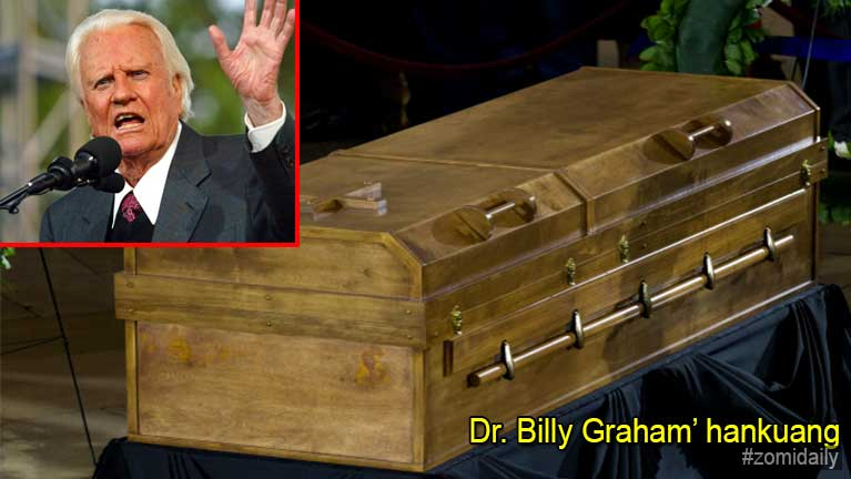 Dr. Billy Graham' hankuang