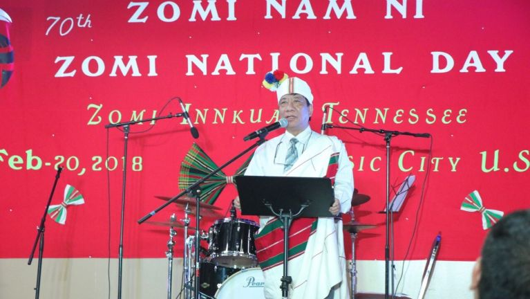 Tedim leh Chin State Nai-ngan-ye ~ Khup Khan Thang