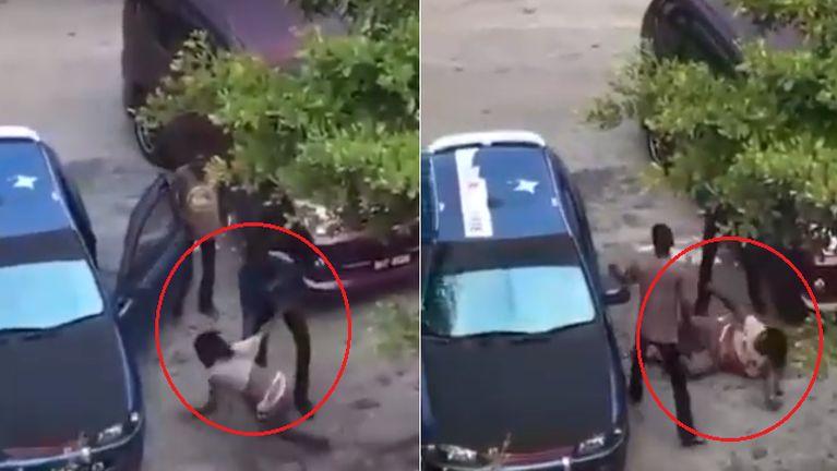 Numeikhat zawhthawh thutawh aki pummatgawp vaitawh kisai in Police te'n mi 4 mankhinta