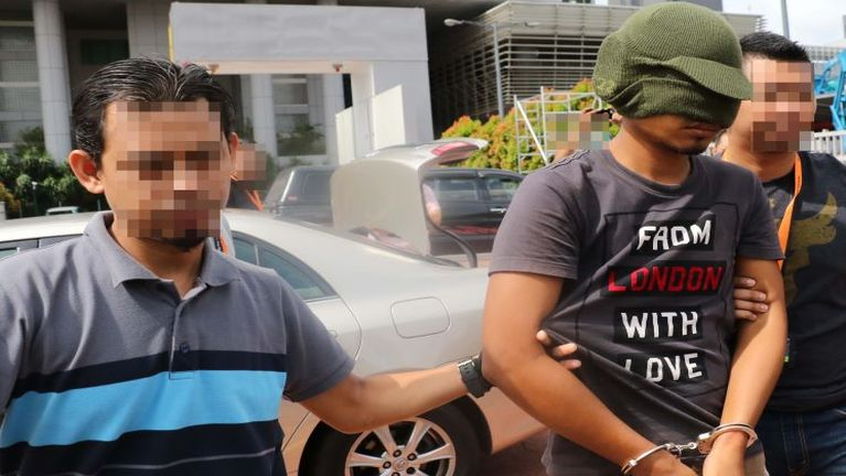 Malaysia biakpiakna, thungetna munte ah a ngongtatsawm mi 7 kiman