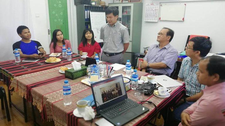 Zomi Media & Writers Association (ZoMWA) meeting thuzaksakna