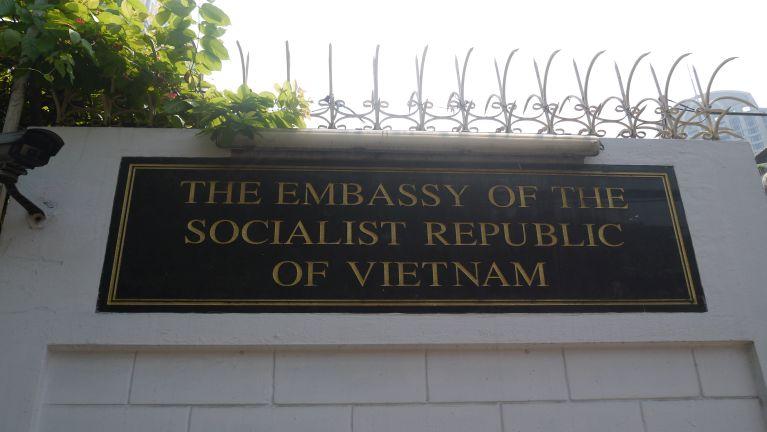 Kuala Lumpur aom Vietnam Embassy maiah numeikhat amahleh amah kidawtlum