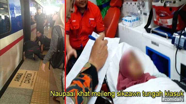 Malaysia LRT meileng sikzawn tungah nupi naupaai khat kiasuk, gawilum khalodeuh