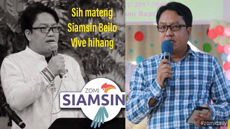 Siamsin Makai ngeikhat hihna tawh ~ Kam Suan Mung