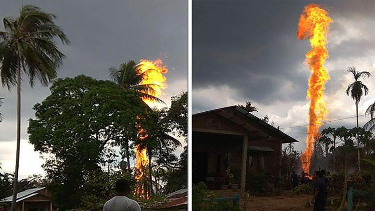 Indonesia, Aceh ah namgimtui khuk meikanggawp in mi 10 si, tampi liam