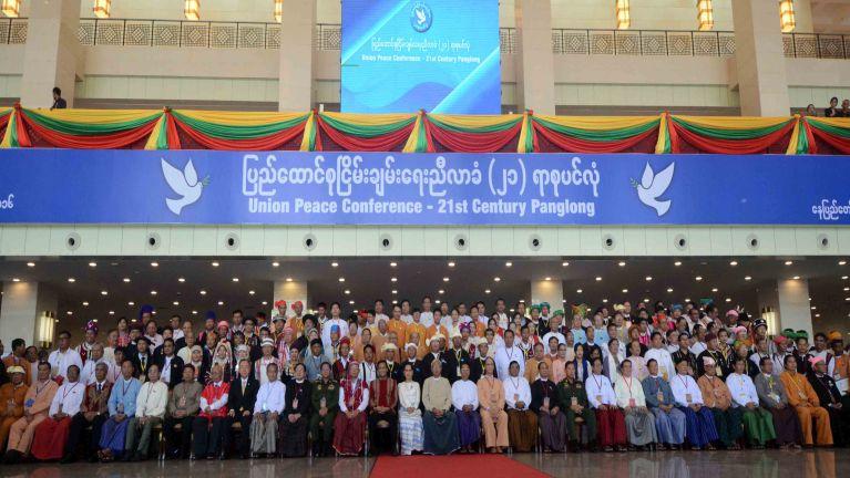 Gambup Khawmpi Thumna (21st Century Panglong – Third Session)