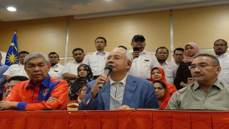 Prime Minister bekthamlo BN leh UMNO Party makaipi paninzong Najib khawlta