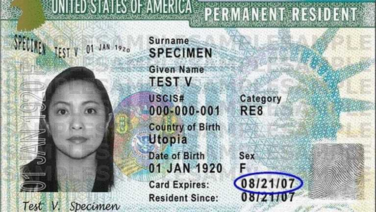 US Immigration te'n Green Card bekbek akigawm in 8543 bawlkhialkha