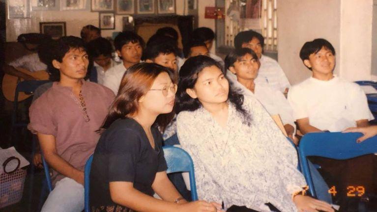 Ka phawk khak thu pawlkhat ~ Pu Thangboi