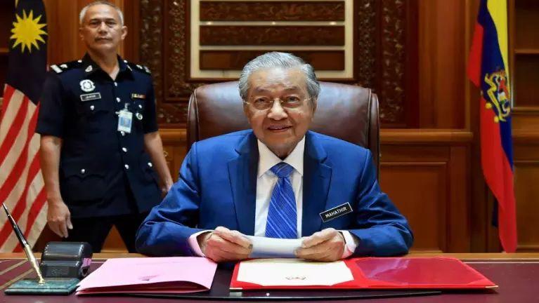 Dr. Mahathir tuni akipan Office kituahta, Cabinet Members te khasum khiamsak
