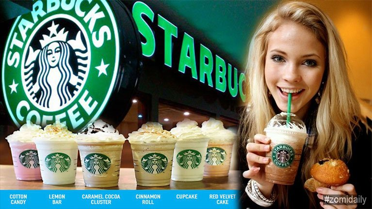 Starbucks Coffee te'n Myanmar gamsung ah sumzian $60 Million zangding