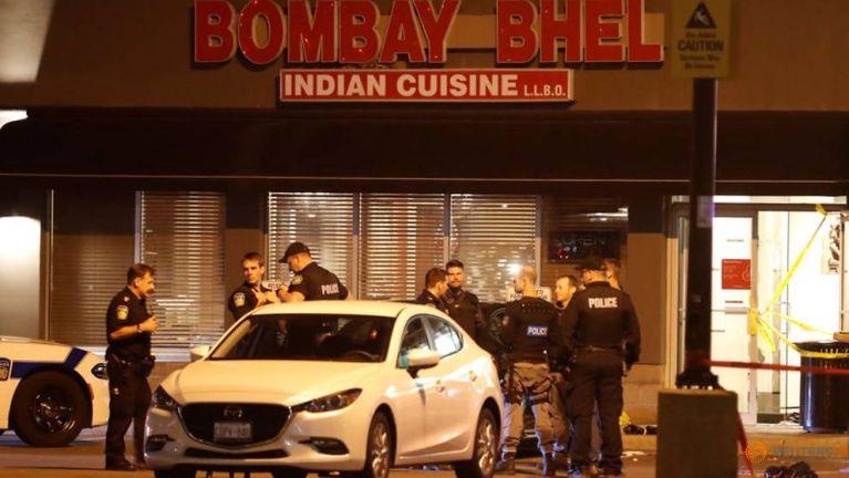 Canada, Mississauga City sung aom ansai khatah Bomb puakkham in mi 15 liam