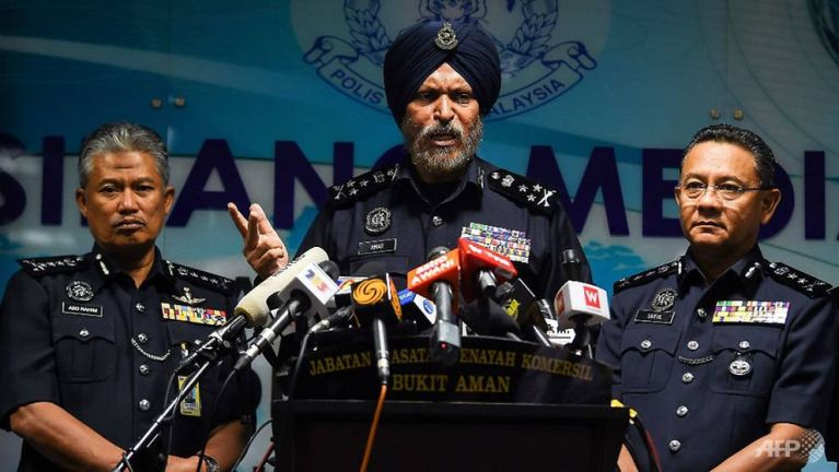 Najib innsungpan sum akimanteng kisimkhinta, RM114 Million pha