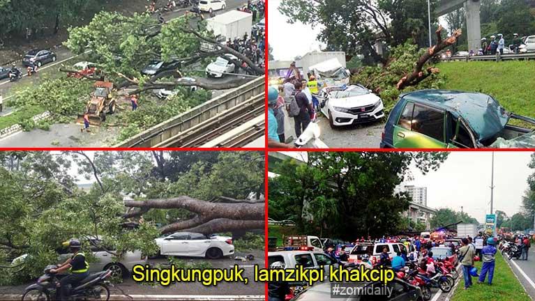 Malaysia, PJ sungah lamzikpi khakcip in singkung puksuk, mawtaw 4 dengkha
