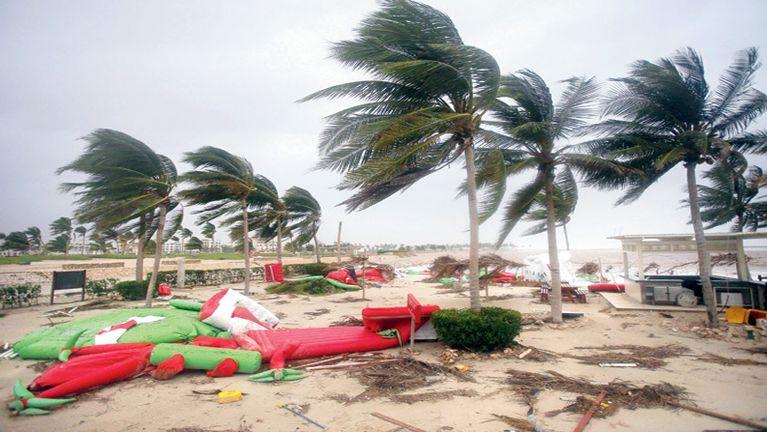Myanmar gamsung ah Cyclone huihpi hangin asi mi 5 pha, inn 1400 kisia