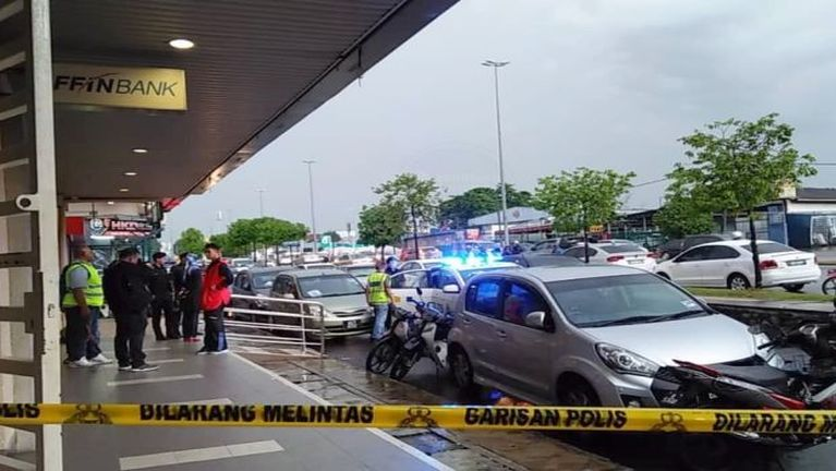 Kuala Lumpur khuapisung aom Bank ah damiah lutin, RM17,000 puakhia
