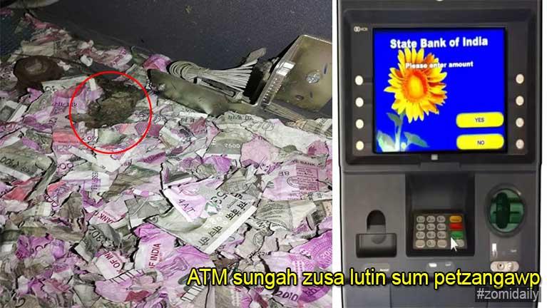 India gamsung aom ATM sungah zusa lutin $18,000 manneiding petsiagawp