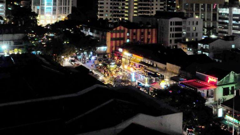 Malaysia, Bukit Bintang vengsung aom Nightclub khat thautawh tamveipi kikapgawp