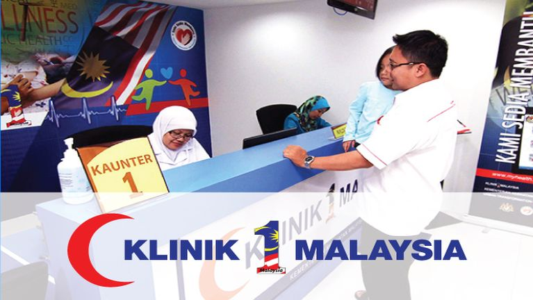 Najib patkhiat Satu Malaysia Clinic tepen Community Clinic ci'n amin kilaihding