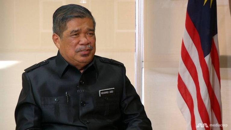 Malaysia gamsung Security Risk aomsakden pen Terrorism te hi ci'n Defence Minister in genkhia