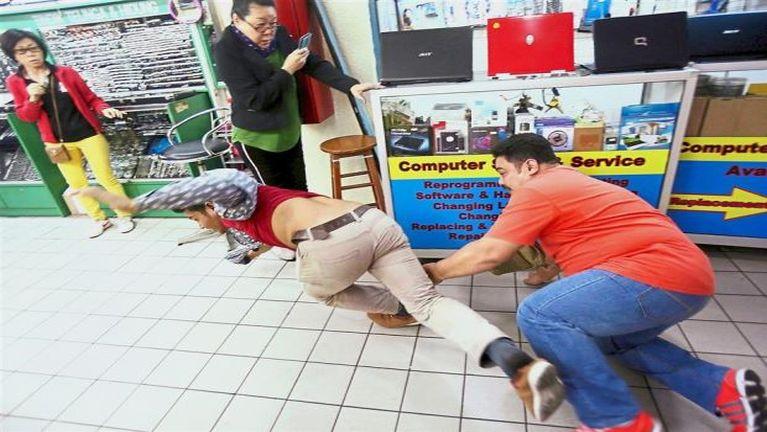 Malaysia gamsung Operasi kipanta, zankhatthu in mi 229 kimankhin