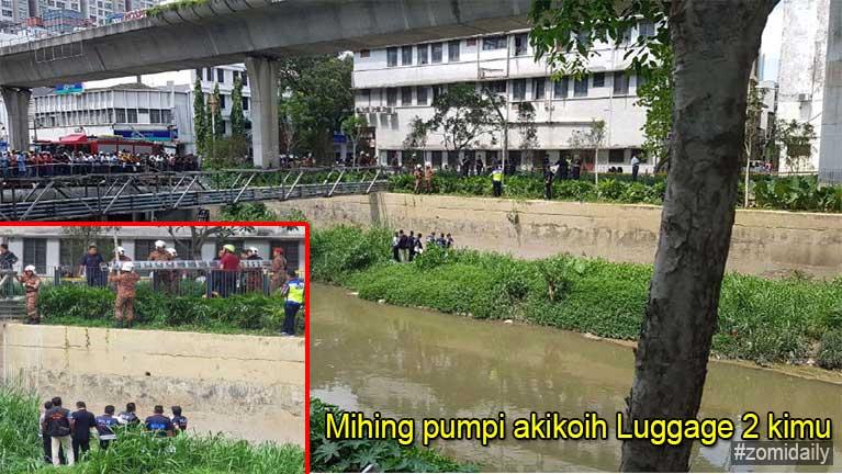Kuala Lumpur, PWTC geinai aom lui sungah mihing pumpi akikoih Luggage 2 kimu
