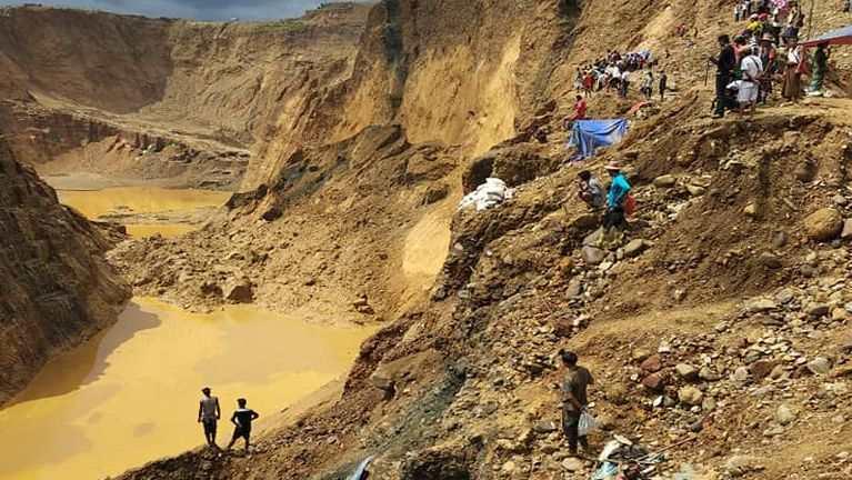 Kachin, Hpakant suangkhuk ah mencim leitolh leuleu in mi 15 si, 46 liam