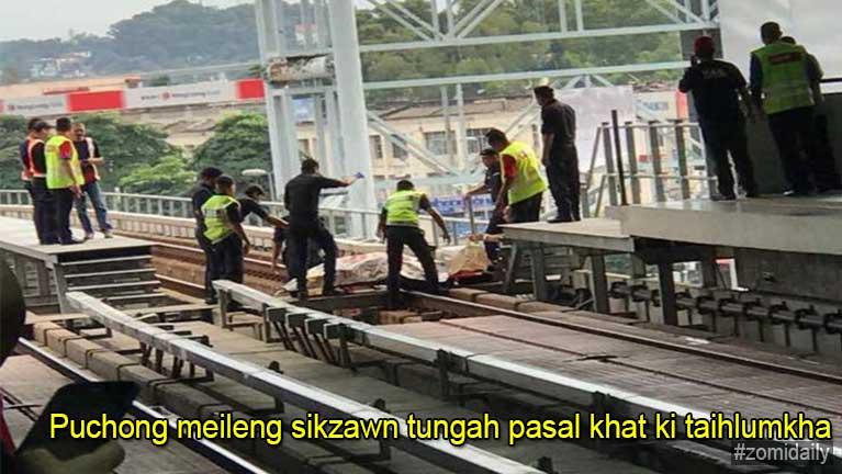 Malaysia, Puchong meileng lampi sikzawn tungah pasal khat meileng in taihlum