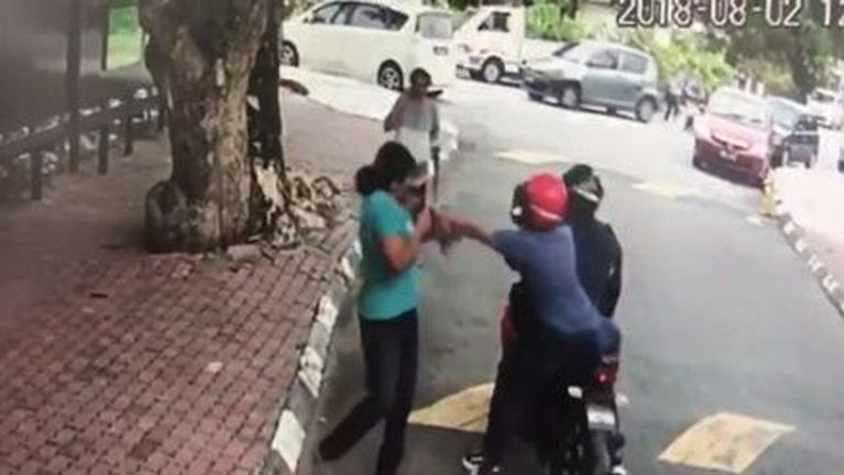 Malaysia, Klang ah guta te'n nupikhat ii akhi asuhsawm laitak Video ki khahkhia