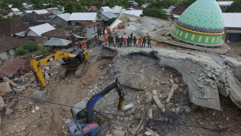 Update: Indonesia gamsung ah zinling hangin misi 321 phakhinta
