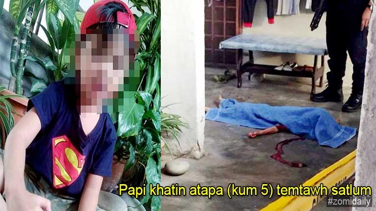 Malaysia, Puchong ah zatuizang papi khatin kum 5 aphapan atapa temtawh satlum