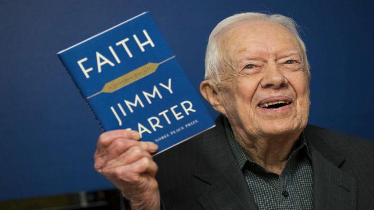 Hauhding lunggulhlo Jimmy Carter ~ John Hum