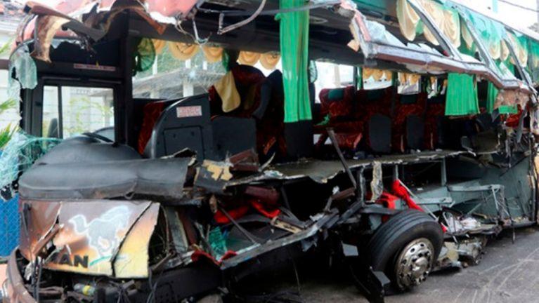 Malaysia pan Singapore zuanin apai Express Bus khat tuahsia, mi 3 si
