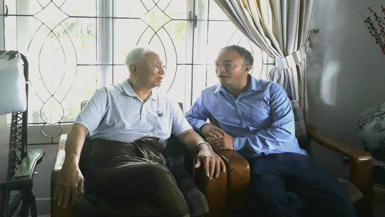 Col. Khen Za Moong' nuntak thupomzia ~ Lian Tuang