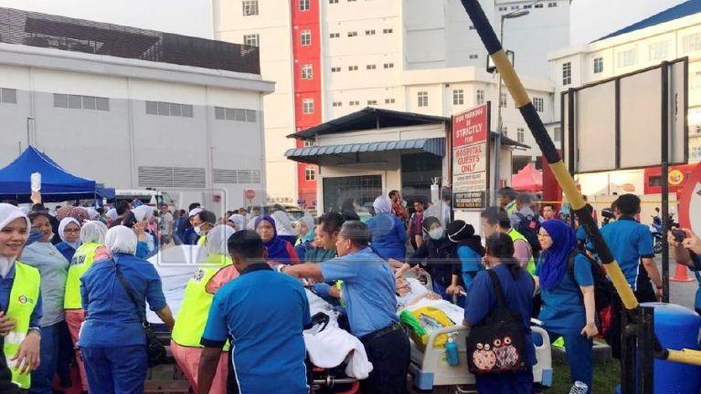 Malaysia, KPJ Seremban Hospital ah Bomb omhi ci'n ki lauthawngsak