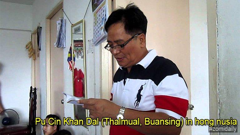 USA, Nashville aom Pu Cin Khan Dal (Thalmual, Buansing) in hong nusia