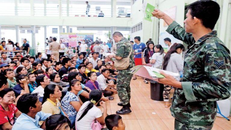 2018 kumsung Thailand pan Myanmar gammi 70,000 ki hawlkhia ciahkhiasak