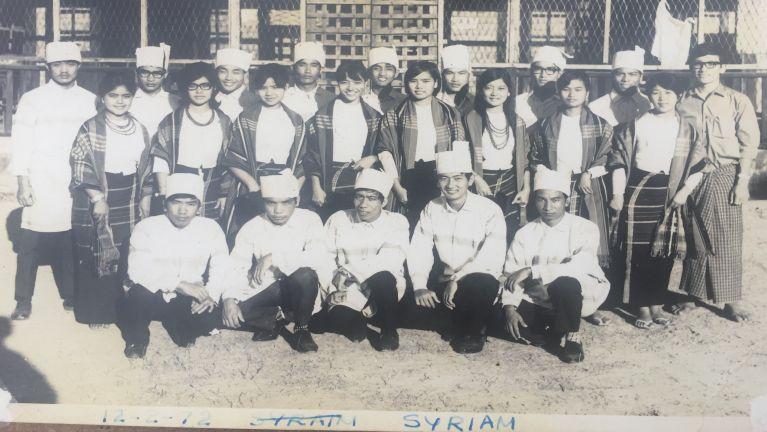 Zo Minam Ni silh leh teendan ~ Khup Khan Thang