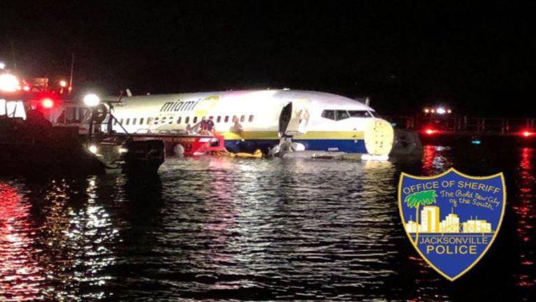 Mi 136 atuang Boeing vanleng khat Florida luisung ah kiasuk