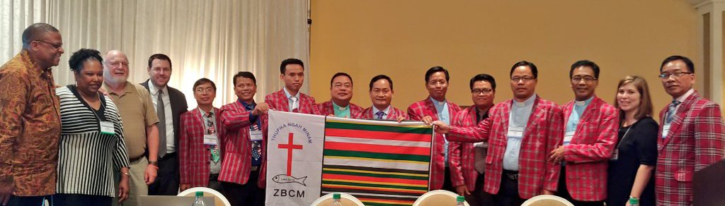 Baptist World Alliance welcomes ZBCM (Zomi Baptist Convention of Myanmar)
