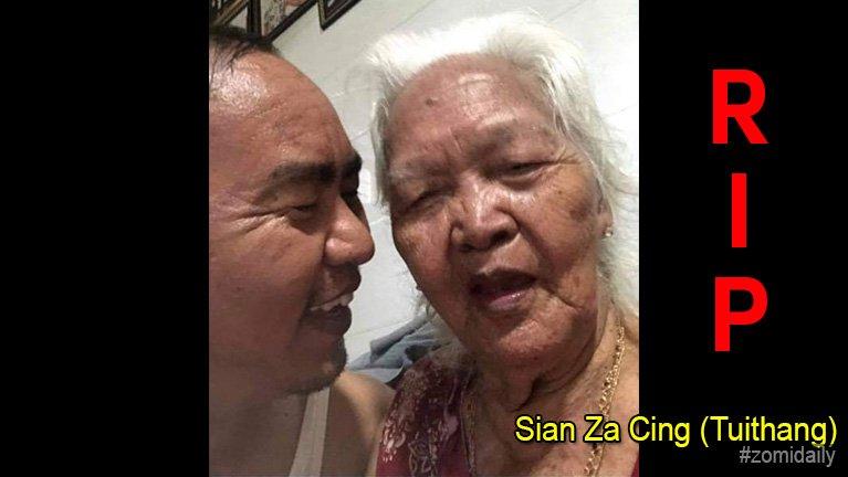 Khuabup in a hau sak Nu ~ Lian Tuang