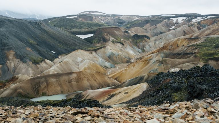 Geology pilna tawh  kisai theihhuai thute ~ Victor Mungno