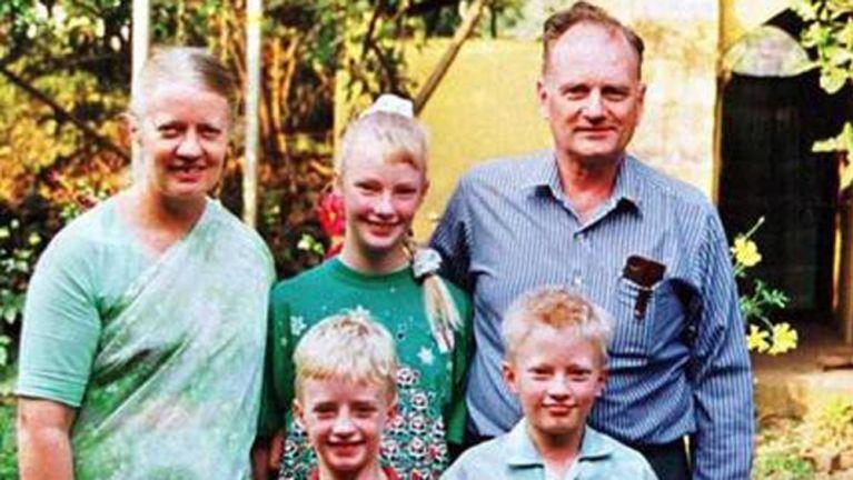 Australia Missionary Graham Staines (1941 – 1999)