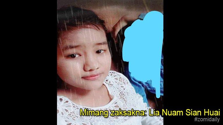 Mimang zaksakna: Lia Nuam Sian Huai (kum 14)