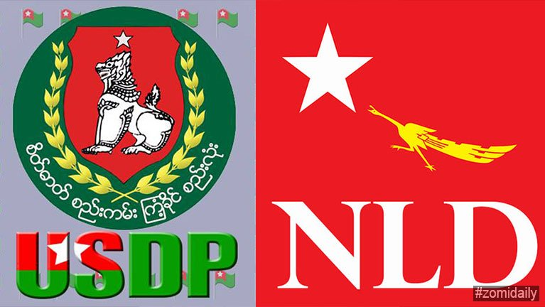Kawl Party NLD, USDP….???
